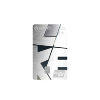 BOB 北京银行 乐主题系列 信用卡白金卡 无界版