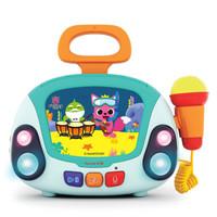 Huile TOY'S 汇乐玩具 903-003 碰碰狐欢唱机儿童唱歌机带话筒 +凑单品