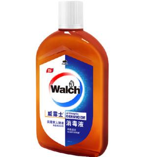 Walch 威露士 消毒液 1.6L 松木清香