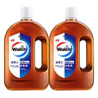 Walch 威露士 消毒液 1.6L*2瓶 松木清香
