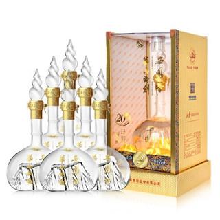 西凤酒  凤香型   52度  500ml*6 瓶