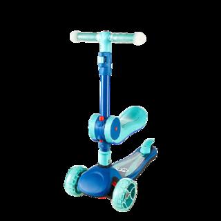 kub 可优比 儿童三合一滑板车