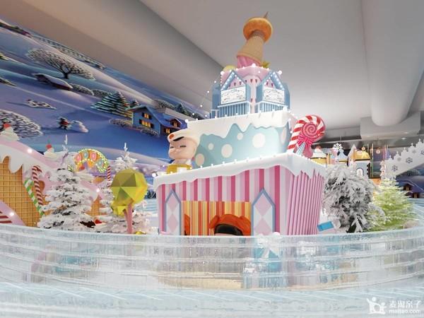 上海 喜马拉雅冰雪乐园3小时畅玩票(含免费棉服)