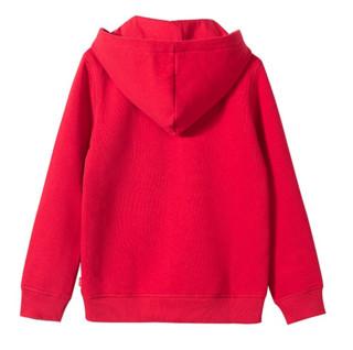 Levi's 李维斯 男童开衫卫衣 赤红色  120(6)
