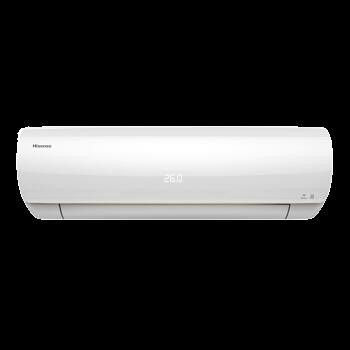 Hisense 海信 空调1匹 自营 男神小智 新一级能效 挂壁式智能冷暖节能变频家用空调挂机KFR-26GW/EF20A1