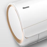 18日0点:Hisense 海信 KFR-35GW/EF20A1 新一级能效 壁挂式空调 1.5匹