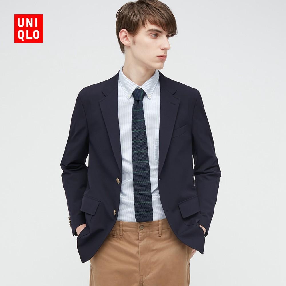 UNIQLO 优衣库 437104  男士舒适外套