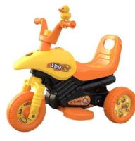 luddy 乐的  儿童电动玩具摩托车