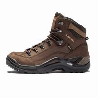 LOWA RENEGADE GTX 男子徒步鞋 L310945 咖啡色/棕色 40