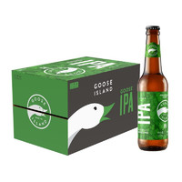 GOOSE ISLAND 鹅岛 英式IPA啤酒 355ml*24瓶