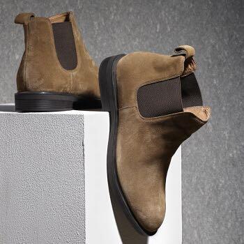 J.ZAO 京东京造  100006929466 男士短靴
