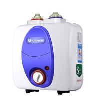 艾美特(Airmate)小厨宝储水式6L上出水家用小型电热即热水器厨房卫生间1500W一级能效节能 EH0601-01