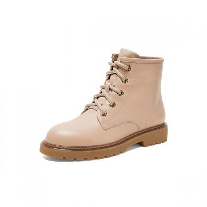 Teenmix 天美意 TGLAV201DU1DD9 女士马丁靴