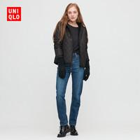 UNIQLO 优衣库 432295 女装仿羊羔绒外套