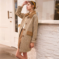 xiangying 香影 D804291933 女士大衣