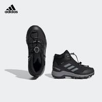 adidas阿迪达斯2020冬季男小童户外鞋EF0225一号黑/淡灰 three/一号黑37码/230mm/4.5