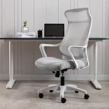 UE 永艺 1069E 人体工学办公椅 固定扶手+可后仰