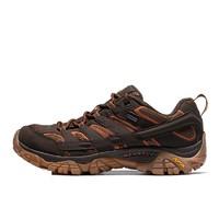 MERRELL 迈乐 MOAB 2 GTX 男子徒步鞋 J65461 咖啡 42