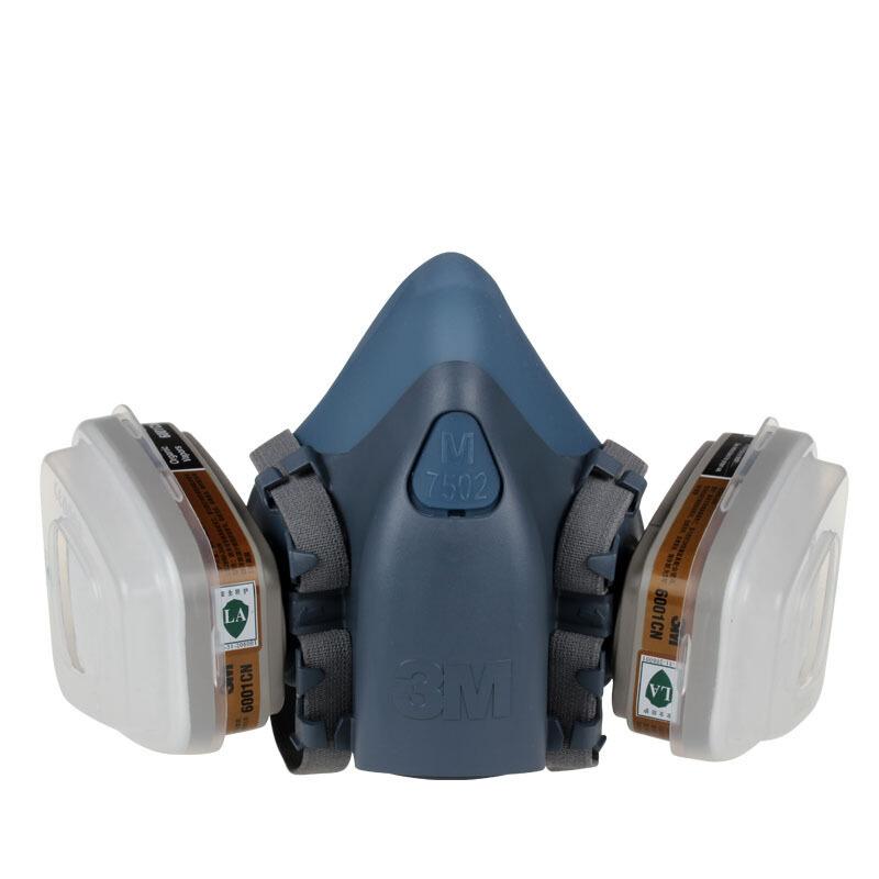Scotch Brite 3M思高  720P 7502+6001防尘毒套装 中号