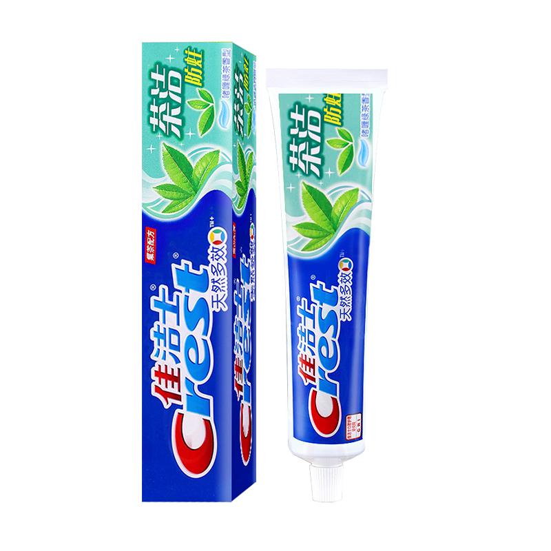 Crest 佳洁士 茶洁防蛀牙膏 140g