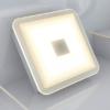 HUIZUO 慧作 智能方形筒灯 12W 暖白光