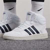 adidas 阿迪达斯 儿童高帮运动鞋