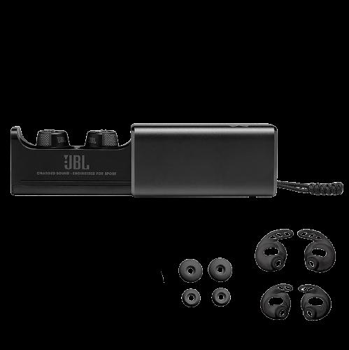 JBL 杰宝  UA Flash X 无线蓝牙耳机 小黑盒安德玛联名款