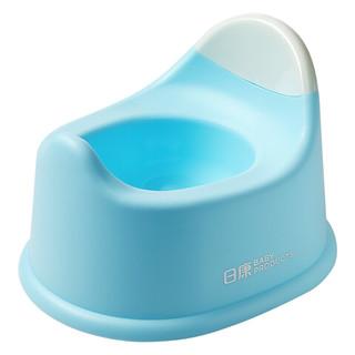 rikang 日康 RK-3695 儿童坐便器 浅蓝色