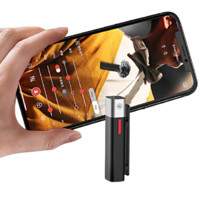 开箱塞宾智能蓝牙麦克风,手机Vlog神器有排面!