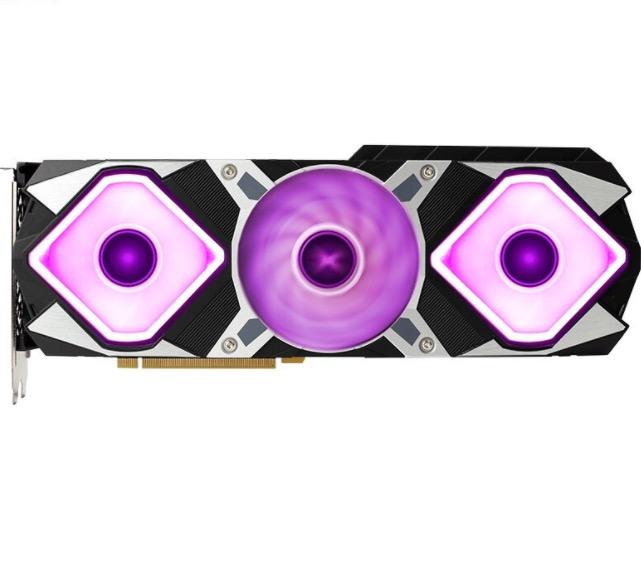耕升(GAINWARD)GeForce RTX 3090 24GB 炫光之眼