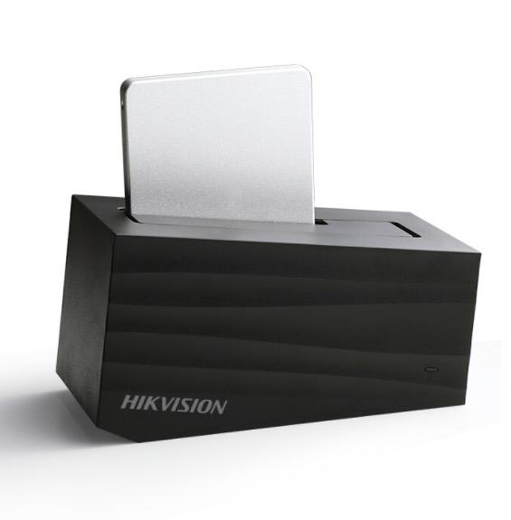 海康威视(HIKVISION)H99个人私有网盘 NAS网络存储 家庭私有云盘 家用移动硬盘盒 无盘标配
