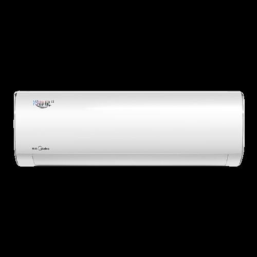 Midea 美的 新能效 冷静星 智能家电 变频冷暖 大1.5匹家用壁挂式空调 以旧换新 KFR-35GW/BP2DN8Y-PH400(3)
