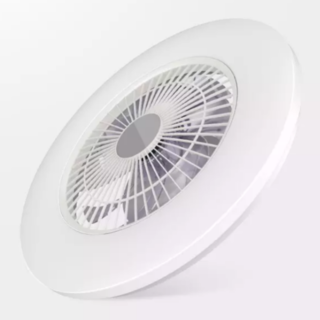 OPPLE 欧普照明 致柔 风扇吊灯 白色 40W