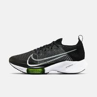 耐克 NIKE 男子 跑步鞋 NIKE AIR ZOOM TEMPO NEXT% FK 运动鞋 CI9923-001 黑色 42码