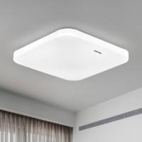 Pak 三雄极光 LED吸顶灯套餐 客厅灯+卧室灯*3+餐厅灯