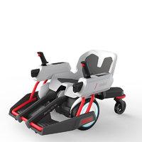 Ninebot 九号 Nano A75P 儿童平衡车 机甲战车套装