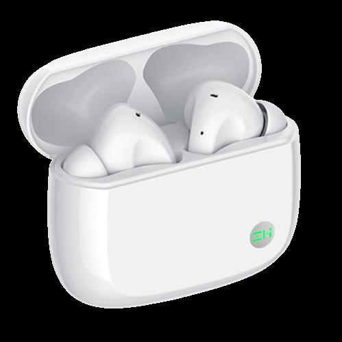 ZMI 紫米 ZMI紫米PurPods Pro真无线降噪蓝牙耳机 主动降噪持久续航运动通用苹果小米华为一加手机TW100ZM白