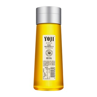 YOJI 有机 葵花籽油 便携油壶装 500ml