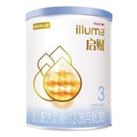 京东PLUS会员:illuma 启赋 婴儿配方奶粉 3段 400g +凑单品