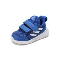 唯品尖货:adidas 阿迪达斯 AltaRun CF 儿童魔术贴休闲鞋