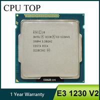 intel 英特爾 Xeon E3 1230 V2 處理器