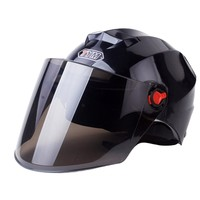 ROCKYOU 车震 R00551 电瓶车防晒头盔