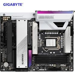 GIGABYTE 技嘉 雪鹰 Z590 VISION G 主板 支持10700K/10900K(Intel Z590/LGA 1200)