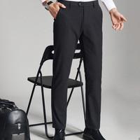 FIRS 杉杉 FWX20384005002 男士中腰直筒休闲裤