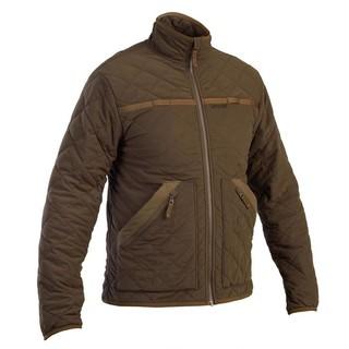 荒野探险500系列静音棉服夹克-棕色