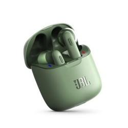 JBL 杰宝 T220TWS 真无线蓝牙耳机 黑色