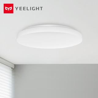 Yeelight 易来 韶华 LED吸顶灯 纯白智能款 24w