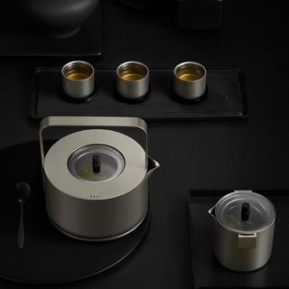 纯钛 现代茶具