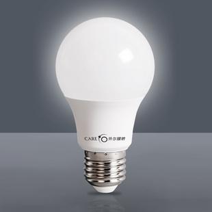 开尔 LED节能灯泡 E27大螺口 白光 3W