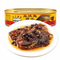 珠江桥牌 原味豆豉鱼罐头150g *12件